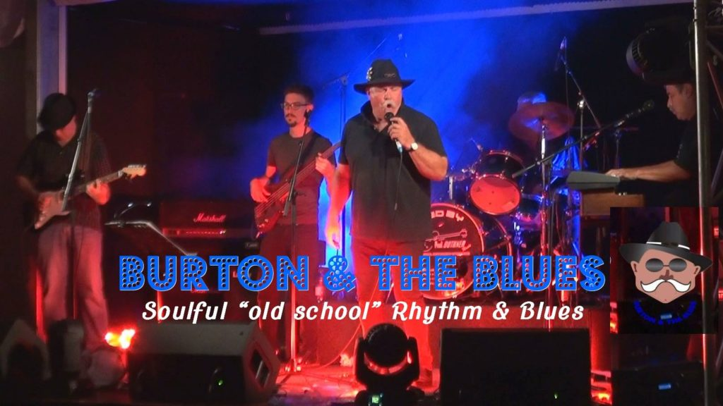 Burton and the Blues