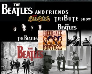 Beatles and Friends Tribute Show